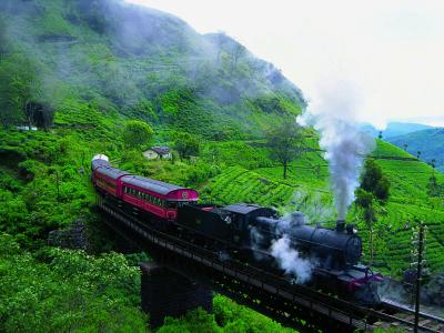 Gran ruta Sri Lanka