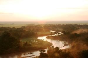 El Serengeti, en Tazania, fotografiado por Stefan Swanepoel