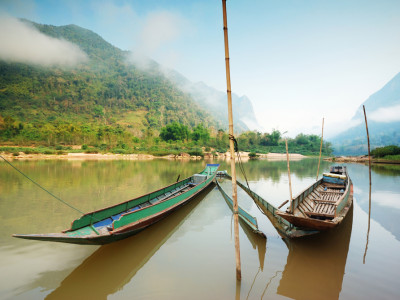 Viaje de aventura a Laos