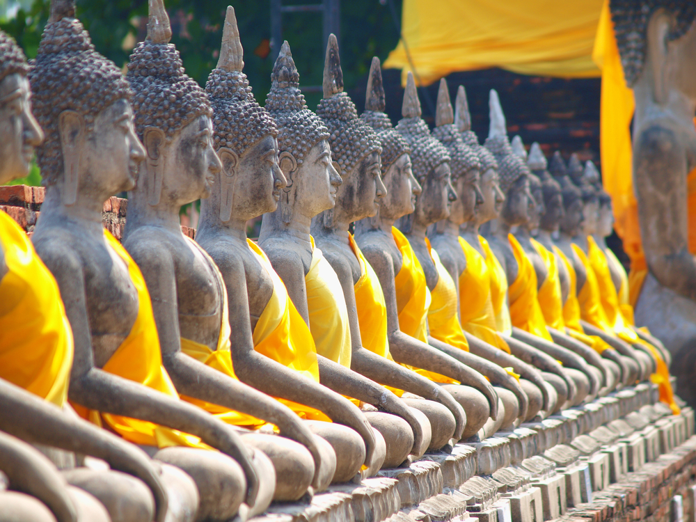 Ayuttaya - Tailandia