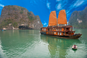 Bahía de Halong - Vietnam