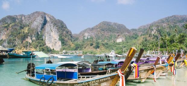 espacios naturales sudeste asiático