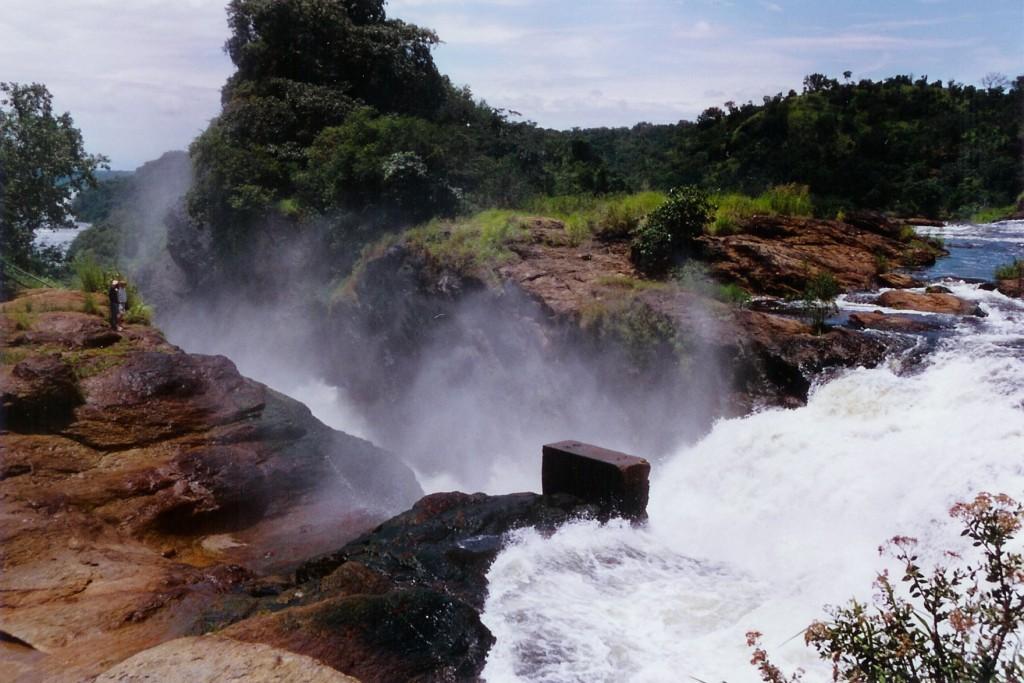 cascadas de África