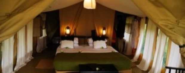 Habitación de alojamiento en Kenia