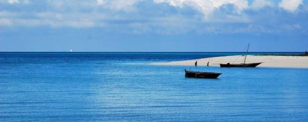 Playa de Zanzibar