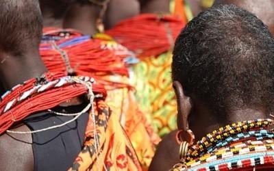 Danza masai en las reservas de Kenia y Tanzania