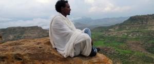 Panorámica de las montañas de Simien en Etiopía.