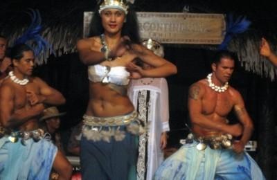 Tahiti, Moorea, Rangiroa y Tikehau.
