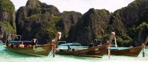Uno de los paraísos de viajar a Tailandia
