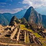 Fotografía del Machu Picchu en Perú