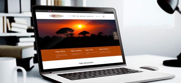 Estrenamos web en Viajes Etnias