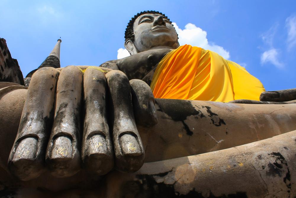 Templo en Ayutthaya