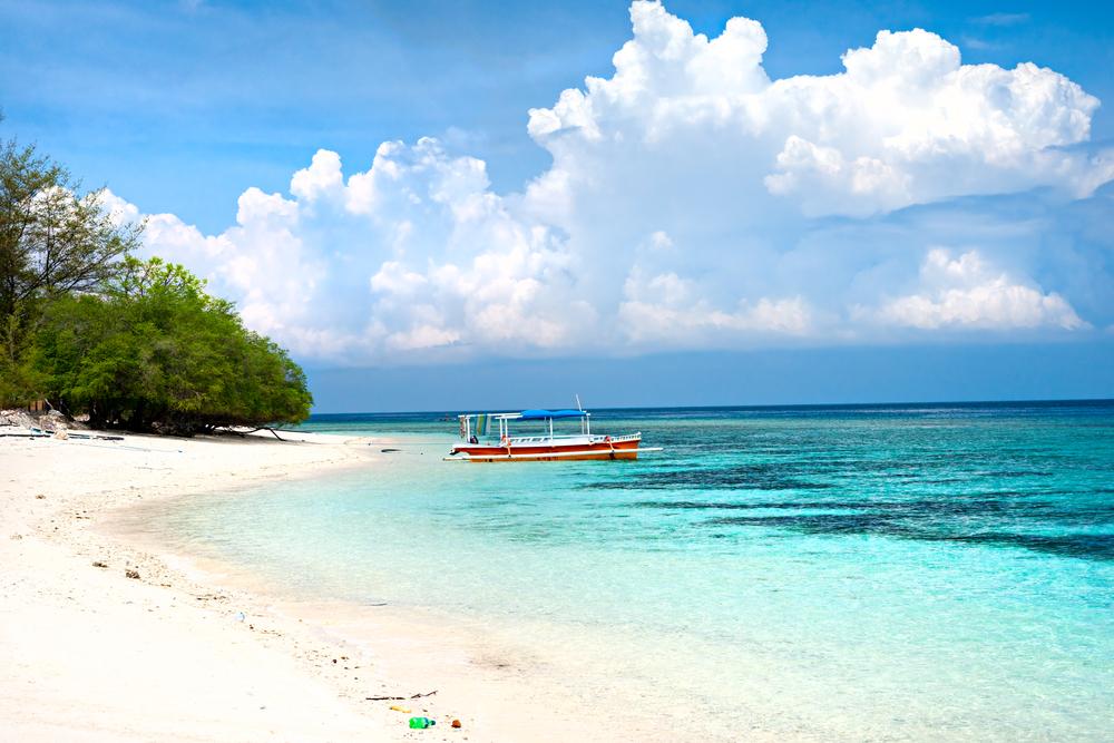Islas Gili en Indonesia