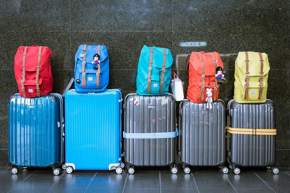 maletas y mochilas