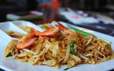 Comida típica del sudeste asiático