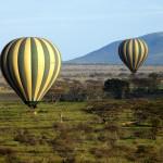 Safari en Globo por Kenia