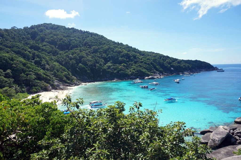 islas Similan (Tailandia)