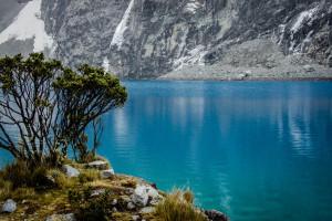 laguna 69 huaraz perú